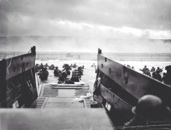 alliierte Landung am 6.6.1944